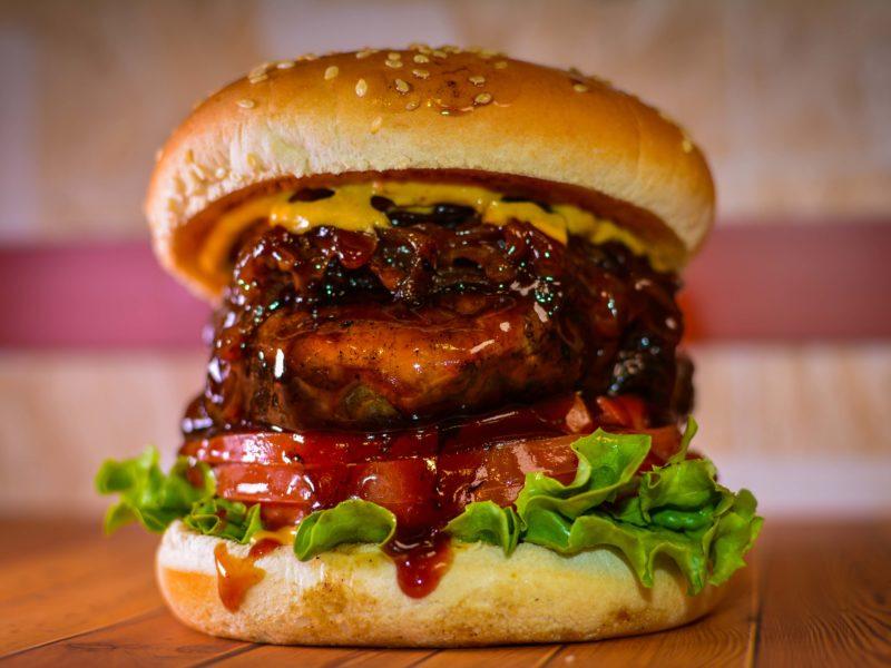 Burger φωτογράφιση